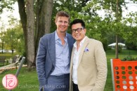 galen weston jr. and terrence yeh veuve clicquot rich champagne launch toronto