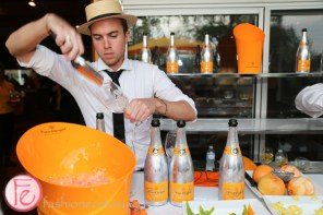 veuve clicquot rich champagne launch toronto