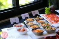 breakfast intercontinental danang resort