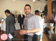 jaan choxi fit studio and e-boutique toronto launch