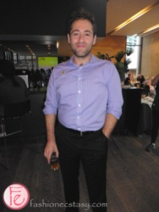Michael Rubenfeld summerworks 2015 launch party