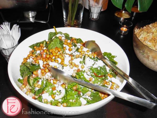 the addisons residence salad