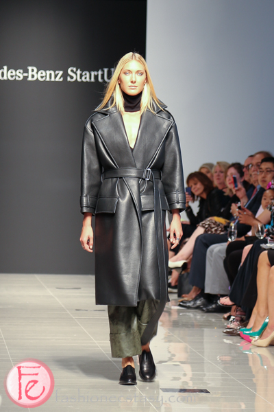 beaufille mercedes benz start up fashion show