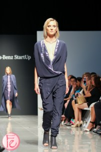 mercedes benz start up semi final show laura seigel