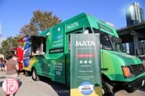mata bar food truck at time festival