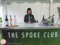 The Spoke Club booth