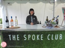 The Spoke Club booth