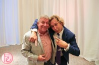 michael wekerle at dine magazine 10th issue launch