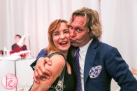 sari colt and michael wekerle at dine magazine 10th issue launch