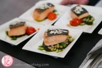 four seasons hotel salmon fillet