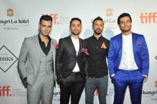 Gabe Grey, Ali Momen, Ali Kazmi and Randeep Hooda