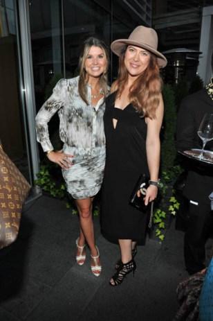 Lexi Miles and Victoria Radford