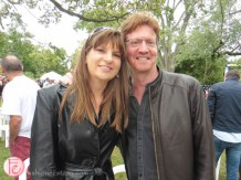 Paula Kaye and Michael Doherty