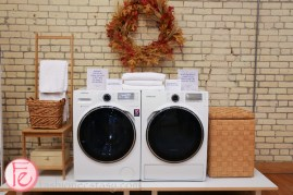 Samsung 6800 Compact Washer & Dryer
