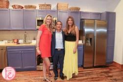genevieve gorder samsung home innovation showroom launch