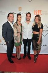 Sasho Bitove, Melissa Barrett, Gabriel Naumovich and Jenna Bitove