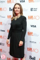 Megan Follows tiff soiree 2015