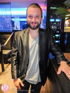 Tarek Gader men of characters tiff industry party