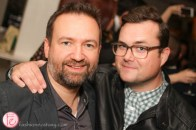Kristian Bruun The cff dgc Canada Party at tiff 2015