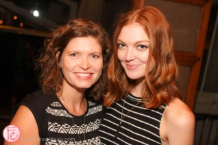 emily coutts The cff dgc Canada Party at tiff 2015