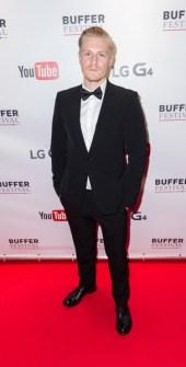 youtuber Ben Brown at bufferfest 2015