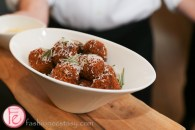 truffle risotto balls by chef david lee of nota bene