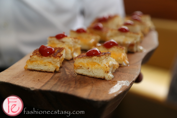 grilled cheese with smoked ketchup