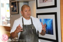 chef david lee of nota bene