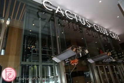 cactus club cafe elevator
