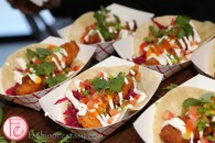 fish tacos by food dudes at early mercy