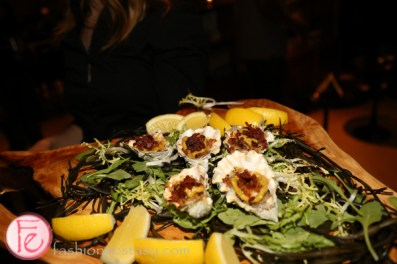 baked oysters by the food dudes