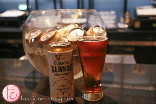 guinness blonde american lager launch party at the addisons residence