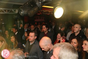 john varvatos x harry rosen launch party