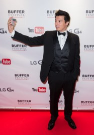 Michael Aranda at bufferfest 2015