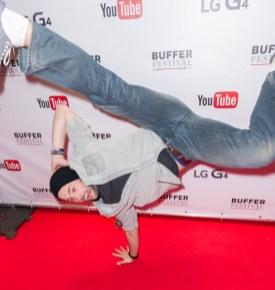 Mike Corey at bufferfest 2015