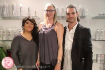 my salon on richmond launch party