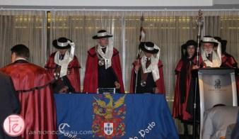 confraria do vinho do porto enthronement ceremony toronto