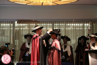 conrafria do vinho do porto enthronement ceremony