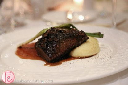 winter spice braised beef cheek