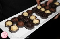 chocolate truffles at canfar bloor street entertains 2015 after party