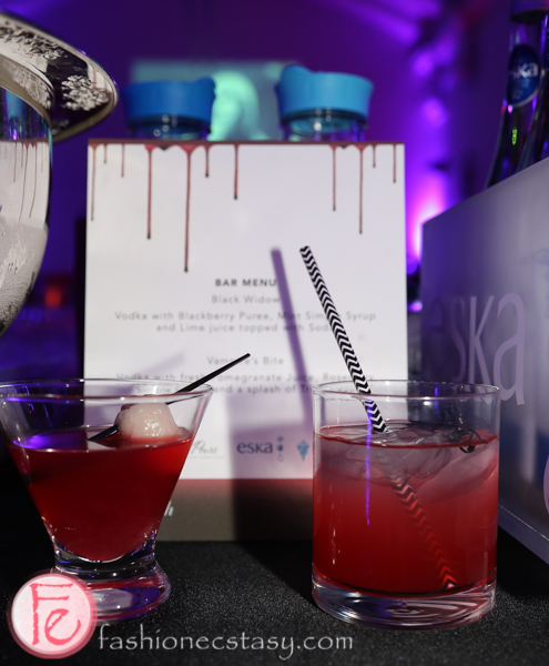 hush hush party halloween drinks