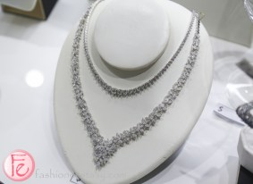 Samuel Kleinberg Jewellers diamond necklace in the 2016 bridal jewellery collection