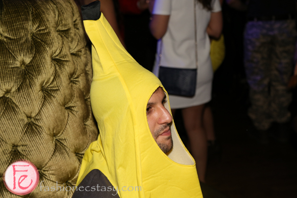 banana costume sinai soiree