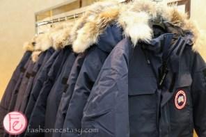 canada goose coats at harry rosen