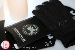 Canada Goose gloves