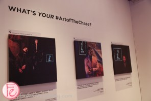 hennessy #ArtofTheChase campaign creators photo canvases