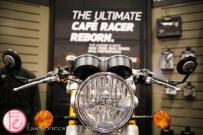 Triumph Thruxton 2016 toronto motorcycle show
