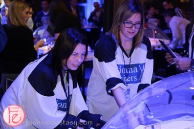 bubble hockey night for sickkids 2016