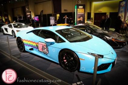 deadmau5 purrari canadian international auto show