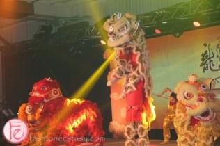 lion dance dragon ball 2016